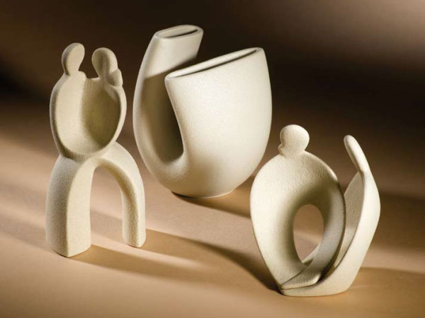 Ceramics linea sette ceramiche porcelain stoneware for Oggettistica moderna per la casa