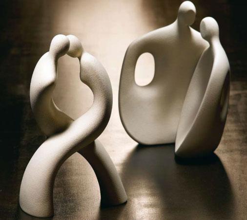 Ceramics linea sette ceramiche oggetti design per la casa oggettistica gres porcellanato - Oggettistica per la casa moderna ...