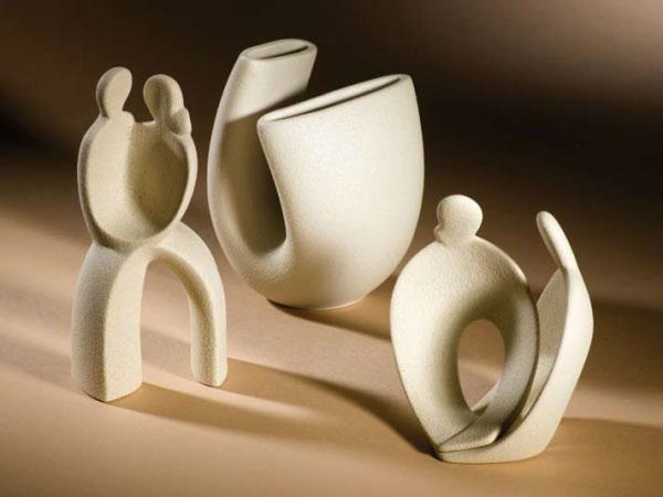 Ceramics linea sette ceramiche oggetti design per la for Oggetti moderni