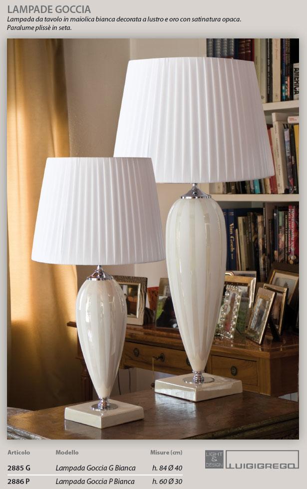 Ceramics luigi grego vasi in ceramica lampade da for Basi in ceramica per lampade da tavolo